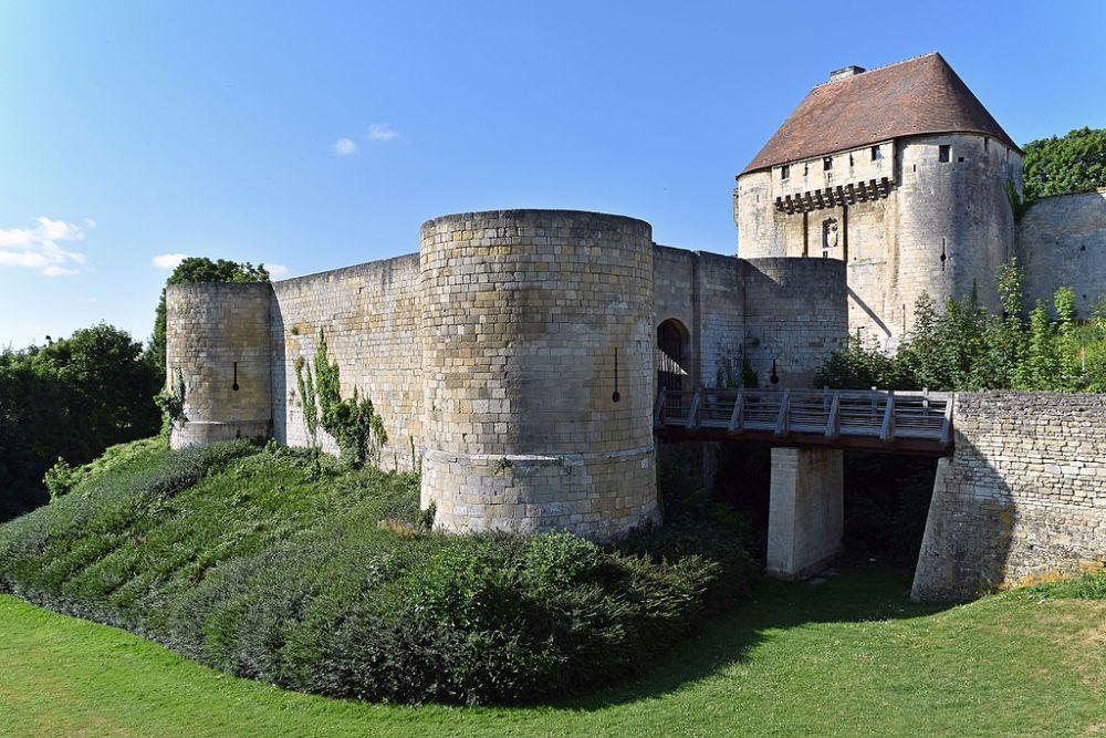 chateau de Caen