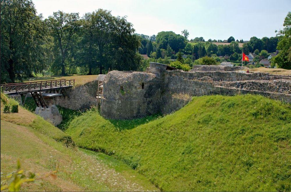 chateau de blainville