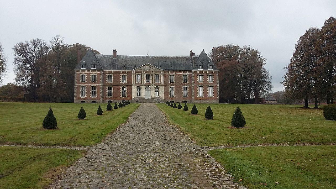 Architecture du château