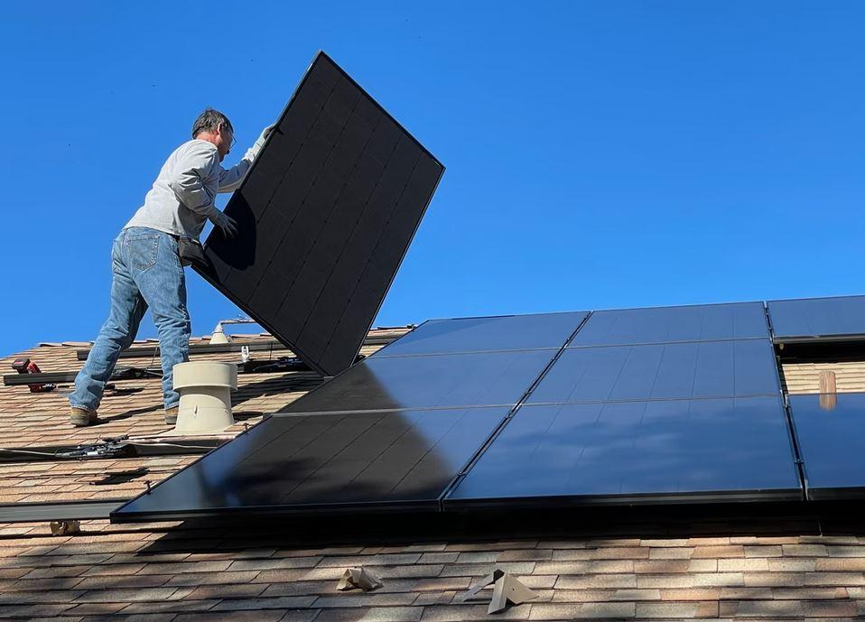 installation panneaux solaire