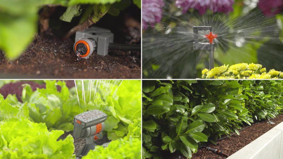 Comment installer un système d'irrigation goutte à goutte ?