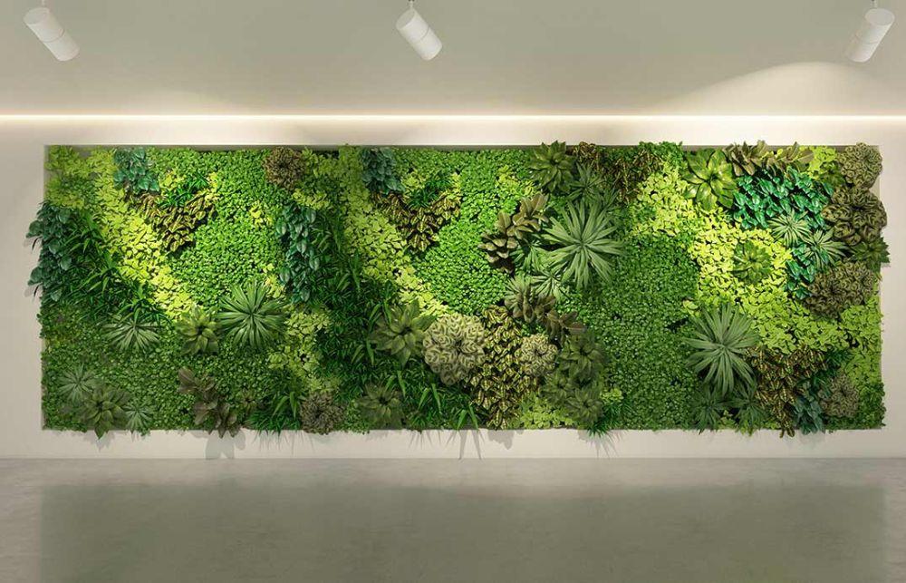 Jardin vertical : idées de jardins verticaux DIY