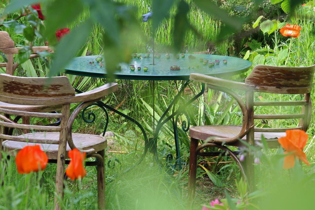 Salon de jardin : quel matériau choisir pour ce mobilier d'extérieur?