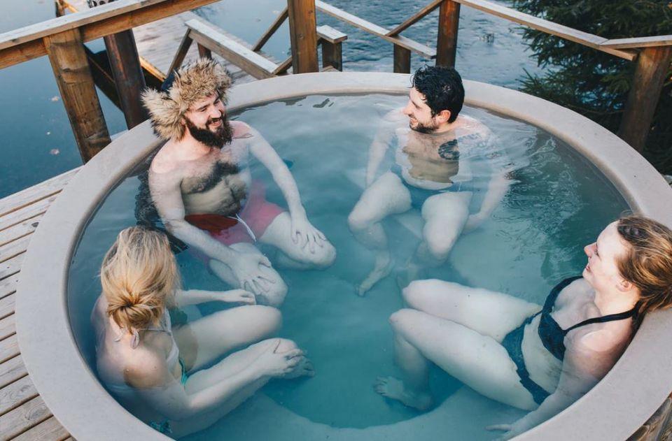 Spa et piscine Intex