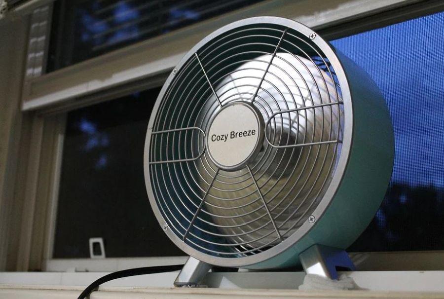 Ventilateur contre la chaleur ?